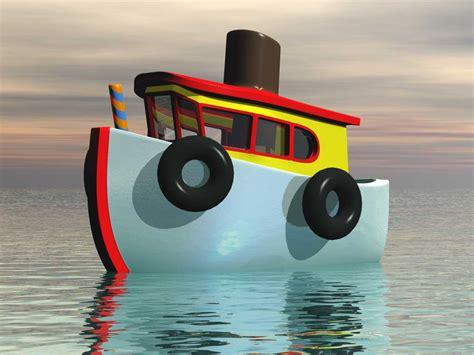 Tugboat Cartoon Name by Cartoon Tugboat 1 Michael Eggers