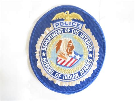 federal bureau of indian affairs department of the interior bureau of indian affairs