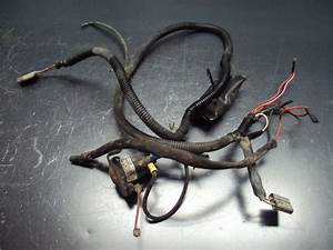 94 1994 Polaris 400 Sportsman Quad Wiring Harness Plug Wire Electrical Solenoid