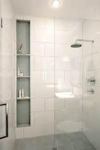 Tile Shower Niche Shelf | Planning unique details for your ...