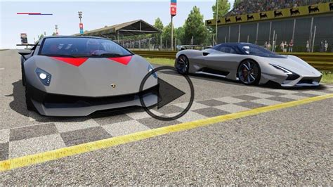 Both do offer sports cars, however, ferrari also offers grand tourer (gt) models. SSC Tuatara vs Lamborghini Sesto Elemento at Monza Full Course #lamborghinisestoelemento SSC - # ...