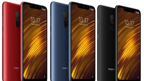 exclusive xiaomi poco f1 smartphone with its amazing