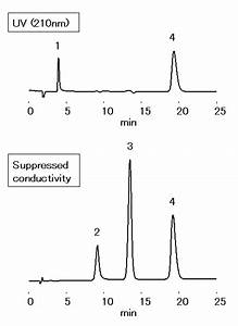 Anion Standards  20  Simultaneous Analysis Of Hs
