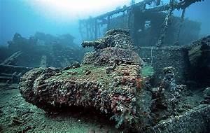 Chuuk Lagoon's Ghost Fleet – Chuuk, Micronesia Must See