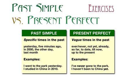 Past Simple и Present Perfect упражнения с ответами Grammarteicom