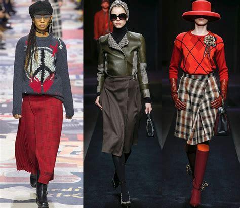 Юбки 20182019 года модные тенденции с фото