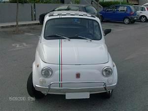 Noleggio Fiat 500 D E Tricolore