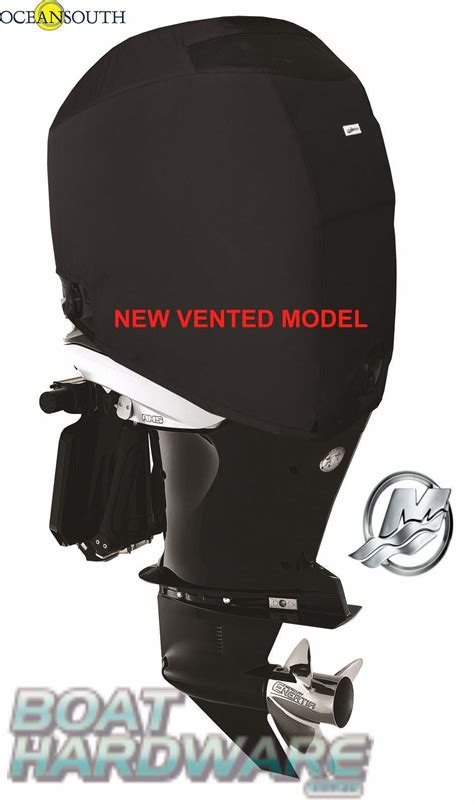 vented mercury  stroke cyl   hp outboard cover