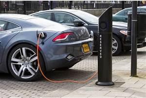 Number Of Electric Vehicles In Milton Keynes Triples