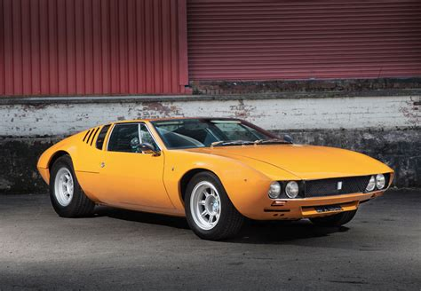 The De Tomaso Mangusta: the beauty and power of a fighter ...