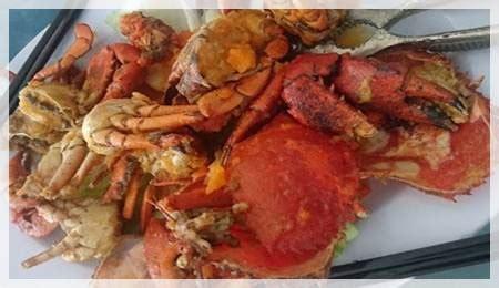 kuliner seafood  sidoarjo enak  hits kuliner