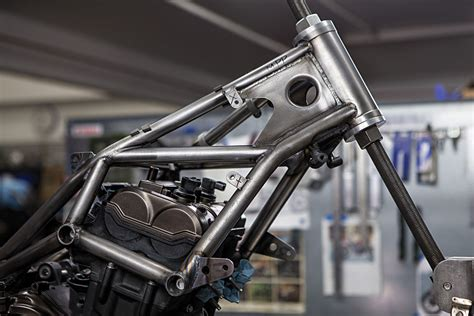 How To Build A Motorcycle Frame From Scratch