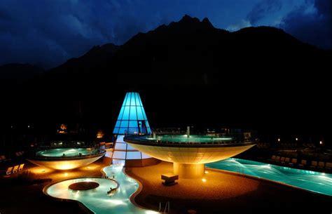 Aqua Dome, Austria   Infinity Pools
