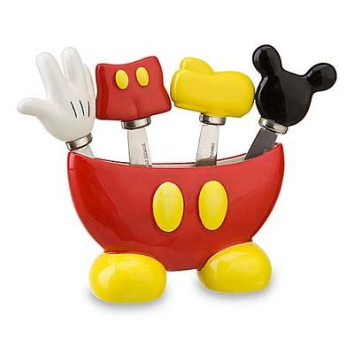 disney kitchen items your wdw disney spreader set best of mickey mouse