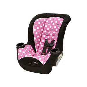 minnie mouse apt 40rf convertible car seat disney baby