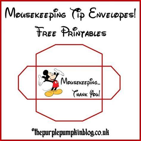 images  mousekeeping envelopes  pinterest