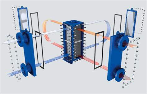 hisaka plate heat exchanger  petroleum refining