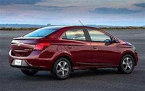 Este Es El Nuevo Chevrolet Prisma 2017