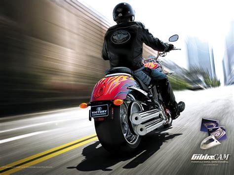 Victory Motorcycles Logo Wallpaper