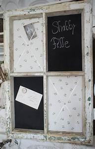 Alte Fensterrahmen Gestalten : pinnw nde shabby pinnwand magnettafel altes fenster ~ Lizthompson.info Haus und Dekorationen