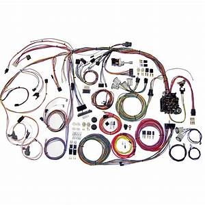 1970-1972 Chevelle Complete Wiring Harness Kit