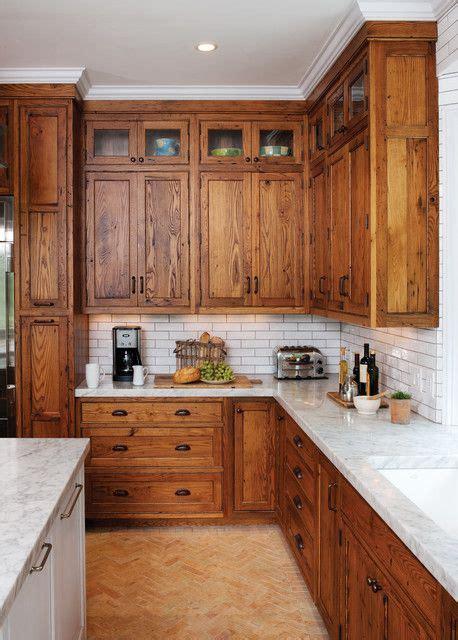 25+ Best Ideas About Wooden Kitchen Cabinets On Pinterest