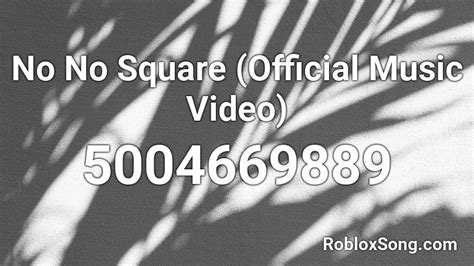 square official  video roblox id roblox
