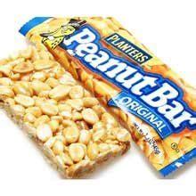 planters peanut bar planters peanut bar original 1 6 ounce
