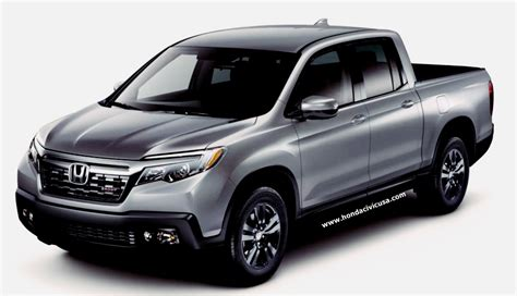 2019 Honda Ridgeline Release Date, Review And Price
