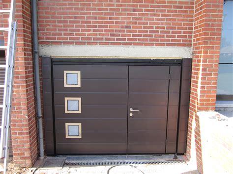 Portes De Garage  Menuiserie Dursin
