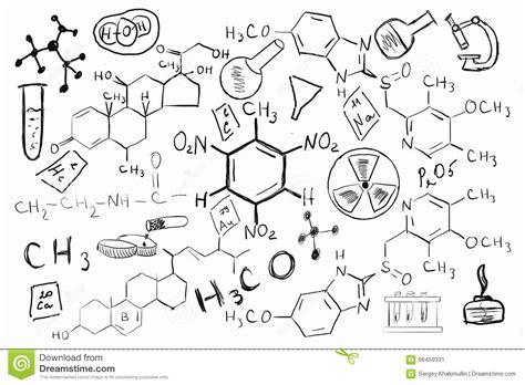 Scientific Formula Coloring Pages