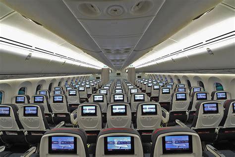 Air Canada Colocará O Boeing 787 Na Rota Entre São Paulo E
