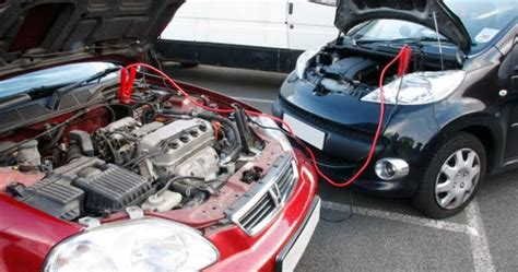The Proper Way To Jump Start Your Car