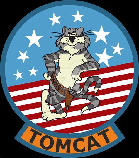 F14 Tomcat Logo By Puckletimmer On Deviantart