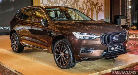 volvo xc launched  malaysia cbu  phev
