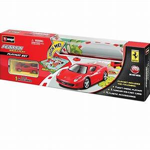 Jeu De Ferrari : tapis de jeu circuit de voitures 100 x 70 cm ferrari jeux et jouets bburago avenue des jeux ~ Maxctalentgroup.com Avis de Voitures