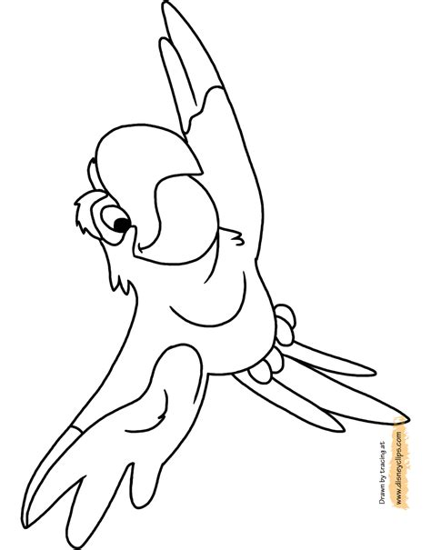 aladdin coloring pages  disneyclipscom
