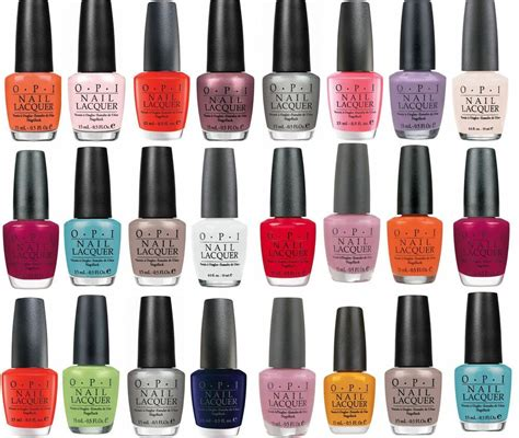 opi new colors opi collection nail lacquer new 15ml ebay
