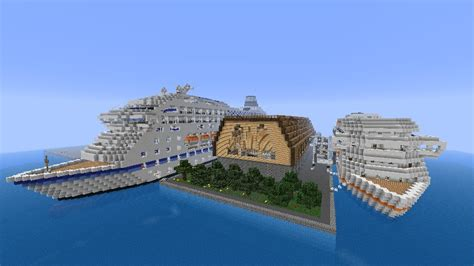 Minecraft Cruise Ship Download | Fitbudha.com
