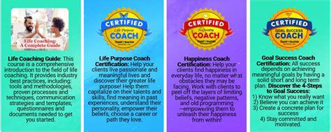 Master Life Coach Certification And Training Program