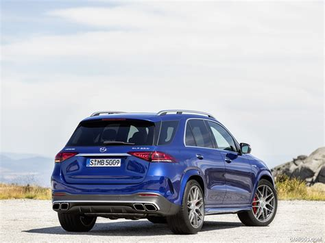 Gallery of 95 high resolution images and press release information. 2021 Mercedes-AMG GLE 63 S 4MATIC - Rear Three-Quarter   HD Wallpaper #15