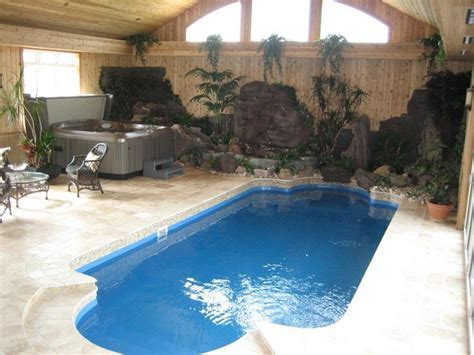 Indoor Pool Ideas  Step Up Your Pool Game With These