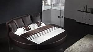 canape lit rond design canape idees de decoration de With canapé lit rond