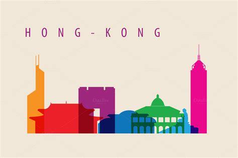 Made Goods Furniture by City Skyline Landmarks Illustration Illustrations On