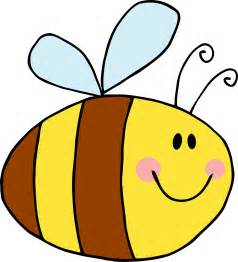 Cartoon Bee Clip Art