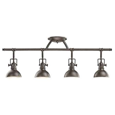 industrial track lighting industrial lighting ideas for every room in your home