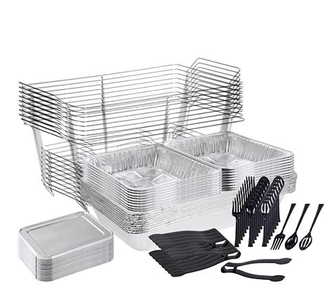 Free Shipping For Tigerchef 90 Piece Disposable Buffet