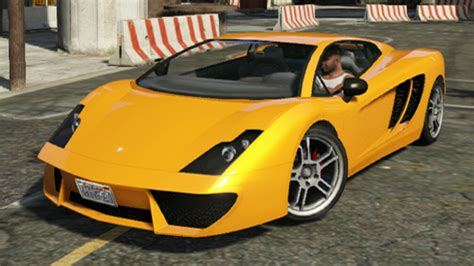 Sports Cars From Gta 5 To San Andreas