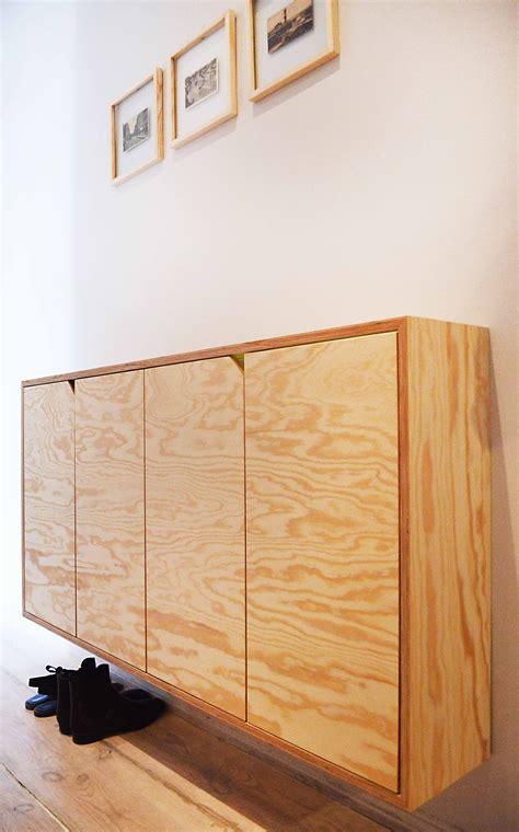 seekiefer pain wood plywood cupboard sideboard cabinet