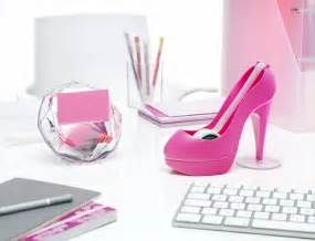 Girly Office Desk Accessories by Girly Office Pink Office Decor For The